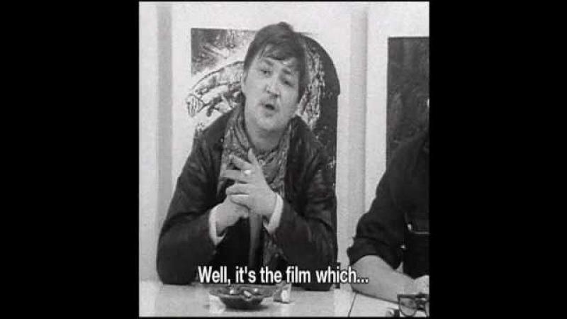 Berlinale 1969: Rainer Werner Fassbinder and Ulli Lommel