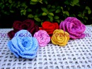 Flor em Croche Enrolada | Parte 1