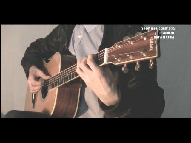 Green Day - Boulevard of broken dreams │ Guitar arrangement tabs