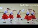 Vaganova Ballet Academy. Spanish Dance. Shishanova, Frolova, Savelieva, Uzhanskaya, Anzai