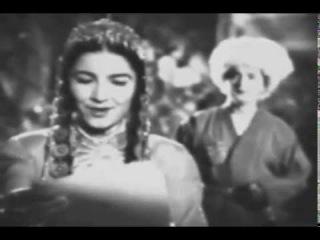 Сын пастуха 1954 Туркмен-фильм