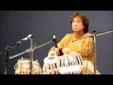 Ustad Zakir Hussain Tabla Solo- Guru Pournima 2016