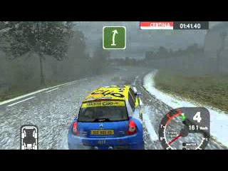 Colin McRae Rally 2005 - Spain Stage 8 - Renault Sport Clio V6