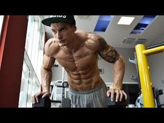 Schneider Ádám -gymnast -bodybuilder -trainer