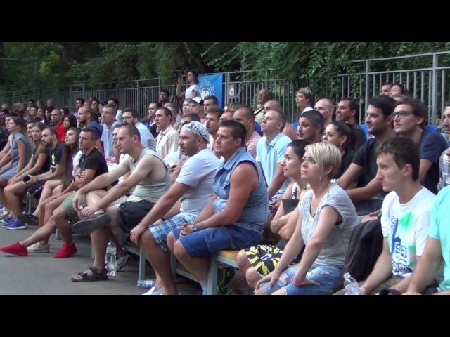 ЛІТНЯ ЛІГА ОБЛ. ФІНАЛЬНІ ДВОБОЇ. 10.08-2016