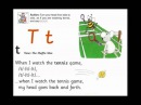 Letter T_Jolly Phonics song