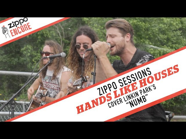 Zippo Encore Sessions: HANDS LIKE HOUSES -
