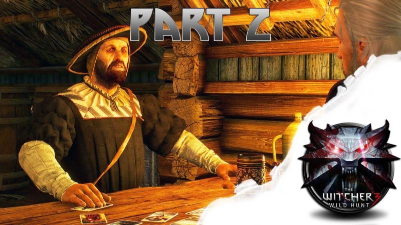 Ведьмак 3: Дикая Охота - Карты и разборки. 2
