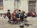 Нападение на французский замок банды наёмников (Прекрасные господа из Буа-Доре)