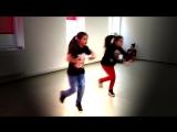 Хип-хоп танец девчонок из Махачкалы