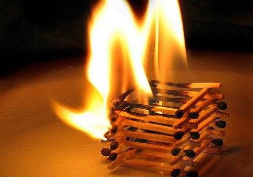 Пожар в Гидропарке. Подробности (ФОТО, ВИДЕО)