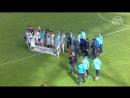 Церемония награждения_ ФК «ЗЕНИТ» (Санкт-Петербург) - обладатель The Atlantic Cup 2016
