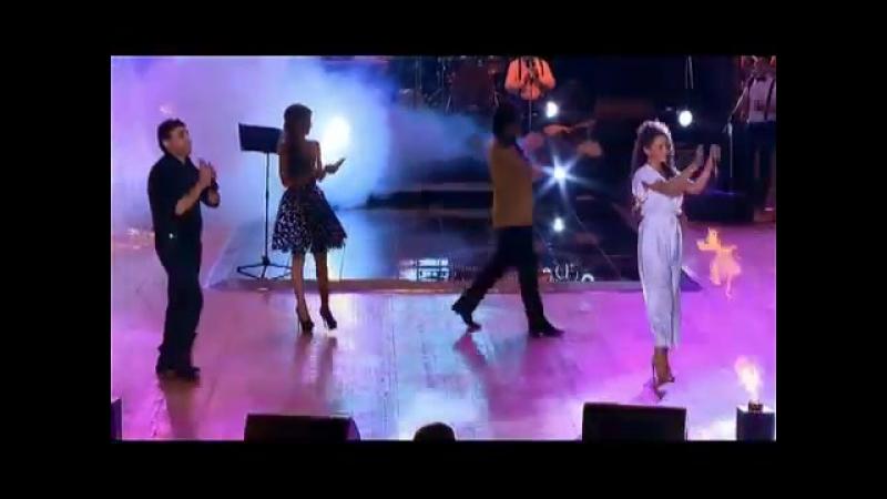 Nuri Serinlendirici Darixdim Yasil teatr konserti HD konsertin sonu