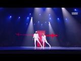 Танцы: Никита Орлов и Мигель