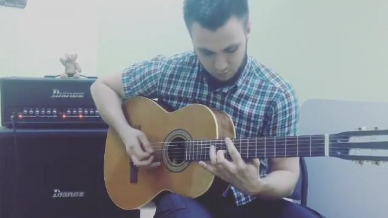 Электро-классическая гитара с нейлоновыми струнами Ibanez TBX 150 = Rock!