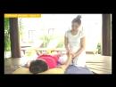 Как делать тайский массаж УРОК 4 - 6 уроков онлайн