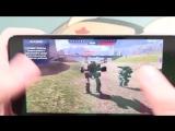 Xiaomi Redmi Note 2 Тест Игр NFS No Limits; Asphalt 8; WO0T Blitz; Walking War Robots_cut