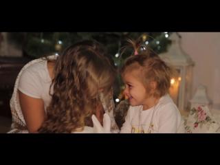 Соня и Уля в фотостудии