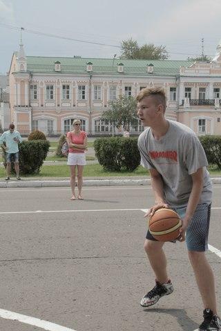 Региональный этап Первенства России по баскетболу 3х3