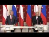 Путин сообщил об обстоятельном и конструктивном разговоре с главой Австрии