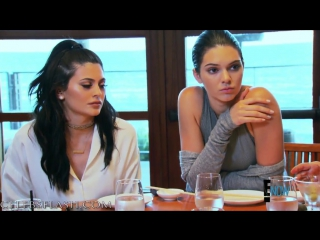 Kendall Jenner - Small Titties No Bra, Keeping Up with the Kardashians (2015) S11E04