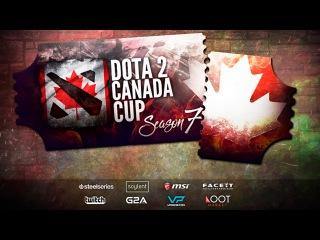 Game 3 | Digital Chaos vs. Void Boys | Canada Cup 7 | BO5