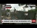 Gunmen storm hotel in Mogadishu