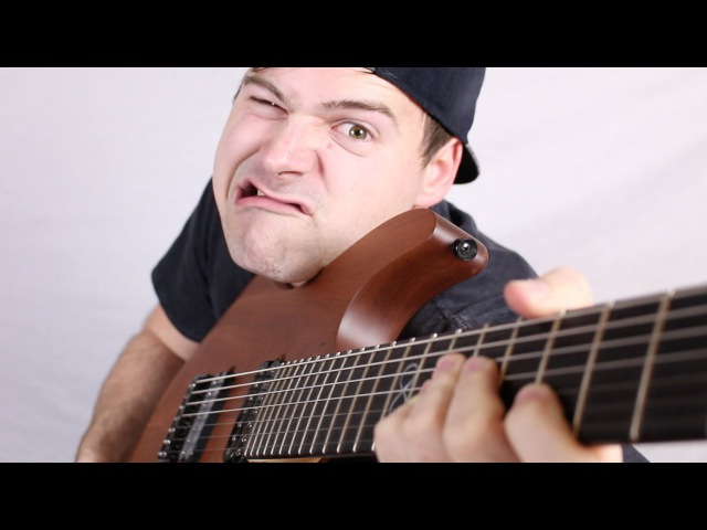 If pop songs had BREAKDOWNS!! (POP GOES DJENT) JARED DINES