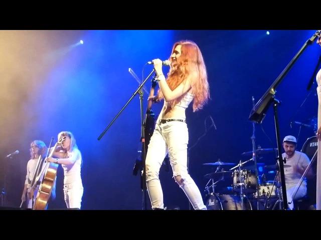 Vespercellos, Live @ Bud Arena, Москва, 17.09.2016 (In Extremo support, полный концерт)