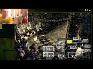 ВЫЗОВ ПРИНЯТ: ЭПИЧНЫЕ КРИКИ Five Nights at Freddy's 3