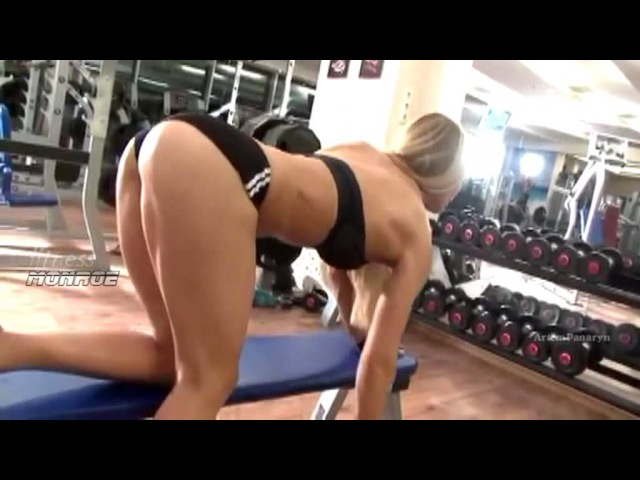 Фитнесс - песня Монро - аматорский клип