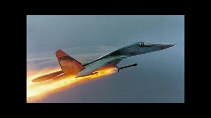 Бомбардировщик Су-34 - нет аналогов в мире HD