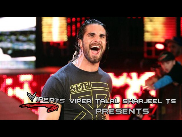 Seth Rollins Tribute || Redesign Rebuild Reclaim || 2016 WWE [HD]