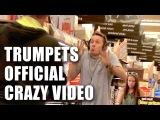 Sak Noel &amp Salvi - Trumpets ft. Sean Paul (Official Crazy Video)  #TrumpetsChallenge
