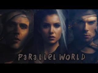 Параллельный мир 1 сезон 7 серия(2 часть)
