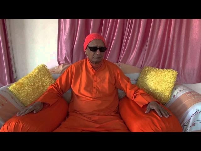 Лекция Свами Раджарши Муни 13.12.2013 Лимбди, Гуджарат, Индия.