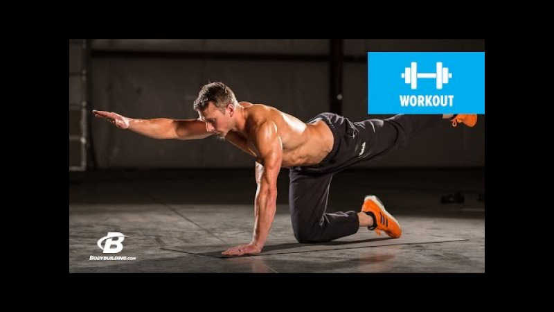 At Home Core Workout | Clutch Life: Ashley Conrad's 24/7 Fitness Trainer