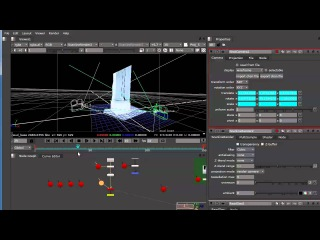 Nuke Multi Projection Setup Tutorial Overview for Matte Painting