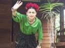 Inspired by Frida Kahlo - Cesaria Evora crepuscular solidao.m4v