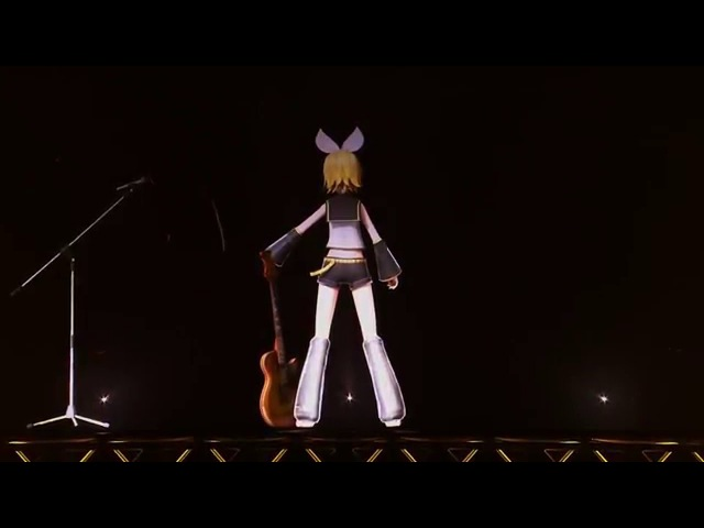 Kagamine Rin - The Lost One's Weeping (ロストワンの号哭) - Magical Mirai 2015