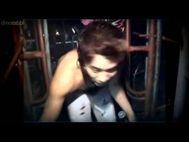 2PM Junhos Body Sexy Moment