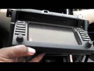 Installing Aux Cable To BMW Navigation