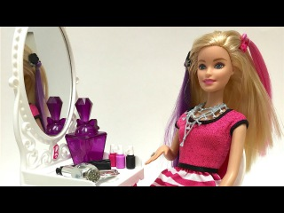 Barbie New Play Set - Glitter Hair Glitz and Glam! Toys for girls!