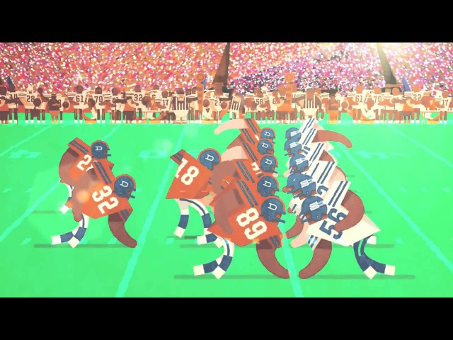 Правила игры в Американский футбол