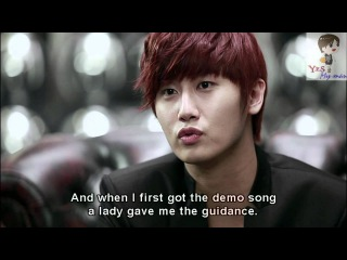 [Eng sub] interview  - Heo Young Saeng first solo story DVD