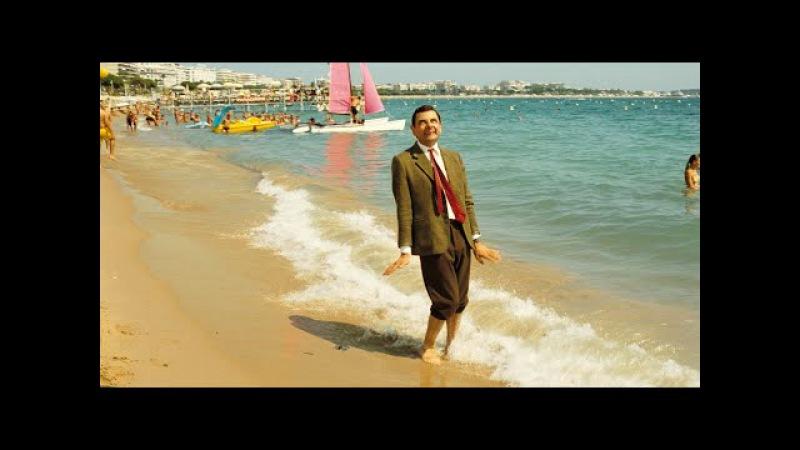 Charles Trénets La Mer from Mr. Beans Holiday (HD version)