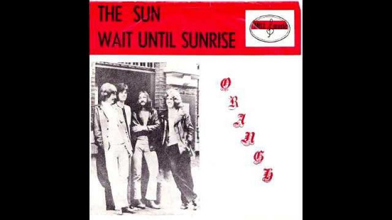 Orange(Belgium)-The Sun(60's Heavy Rock)