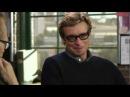 Simon Baker 2012 11 on Larry King Now - part 1