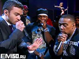 50 Cent, Justin Timberlake, Timbaland - Ayo Technology live on MTV VMA 2007