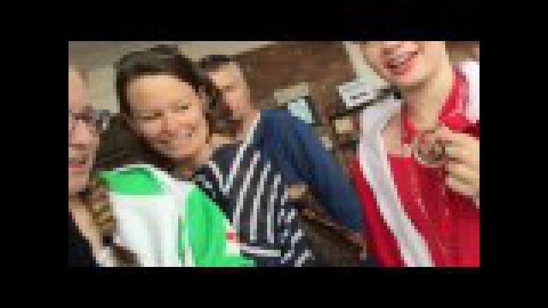 Jersey trip Kimberly Wyatt behind the scenes PART 6 June 2016